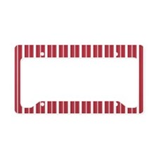 572-22.50-Pillow Case License Plate Holder