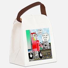 8520_diesel_cartoon Canvas Lunch Bag