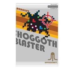 shoggothblaster2 Postcards (Package of 8)