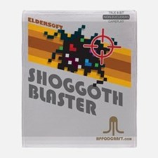 shoggothblaster2 Throw Blanket