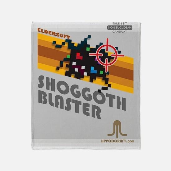 shoggothblaster2 Throw Blanket