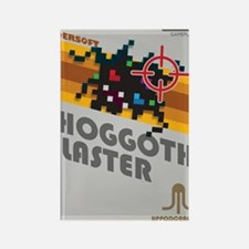 shoggothblaster2 Rectangle Magnet