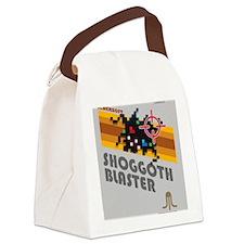 shoggothblaster2 Canvas Lunch Bag