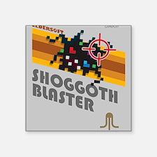 "shoggothblaster2 Square Sticker 3"" x 3"""
