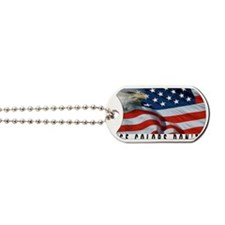 THESE COLORS DON'T RUN Dog Tags