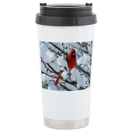 CaWn11.06x6.637SF Stainless Steel Travel Mug
