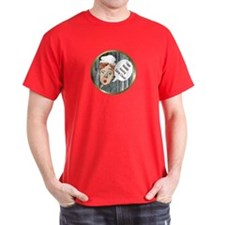 I Saw Master Kissing Santa Claus! T-Shirt