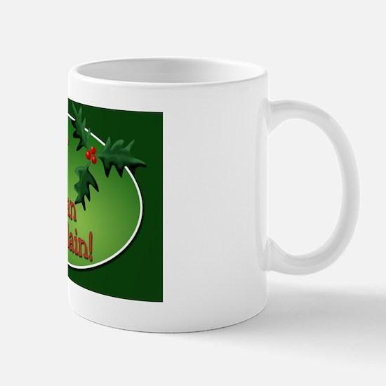 Dear Santa Rectangle Mug