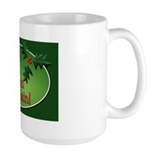Dear Santa Rectangle Mug