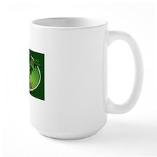 Dear Santa Centered Square Mug