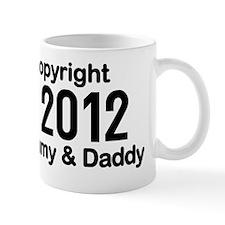 COPYRIGHT2012 Mug