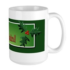 Dear Santa Bumper Mug
