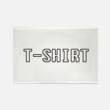 T-SHIRT Rectangle Magnet
