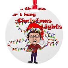 Last Year Christmas6 Ornament