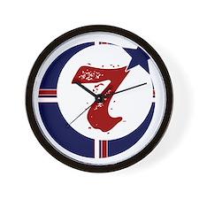 moorscience_clear Wall Clock
