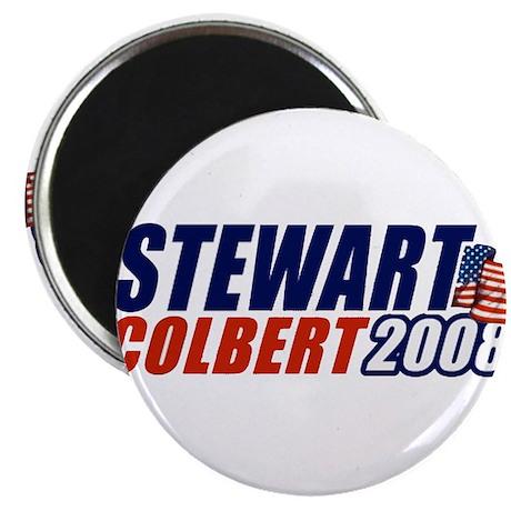 "Stewart Colbert 08 2.25"" Magnet (100 pack)"