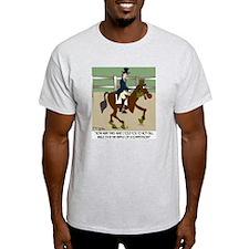 8191_horse_cartoon T-Shirt