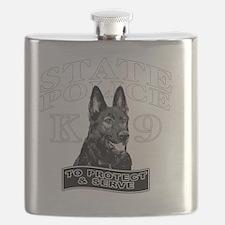 back state police design Flask