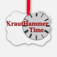 HmmerTime wt Ornament