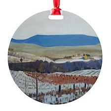 Vineyard Ornament