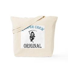 poopercrewBlueorig Tote Bag