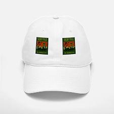 Seattle_The_Emerald_City_bev Baseball Baseball Cap