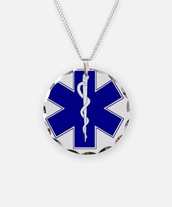 Star of Life Necklace