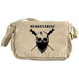 Mursenaries Messenger Bag