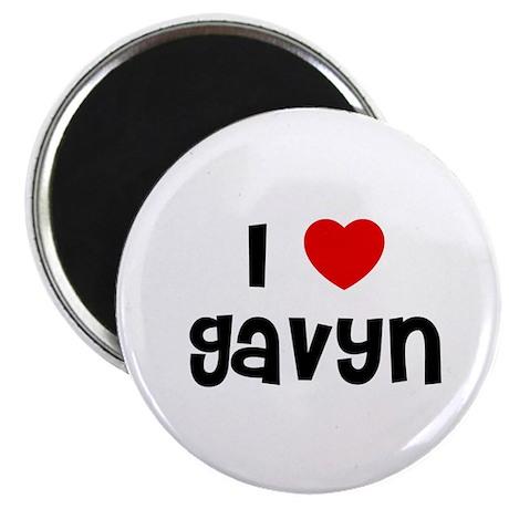 I * Gavyn Magnet