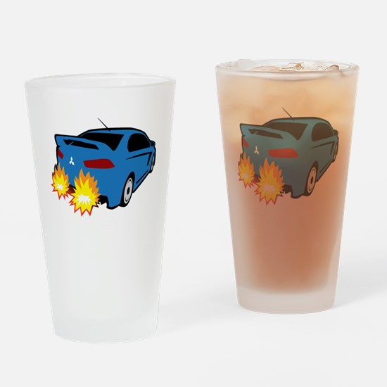 EVO X Drinking Glass