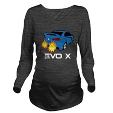 EVO X Long Sleeve Maternity T-Shirt