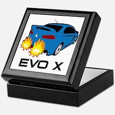 Evo X Keepsake Box