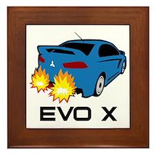 Evo X Framed Tile