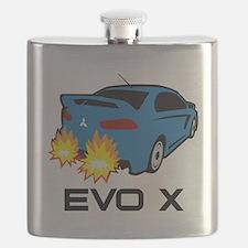 Evo X Flask