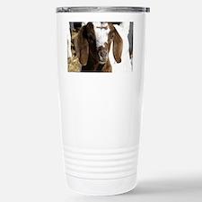 Cute kid goat Travel Mug