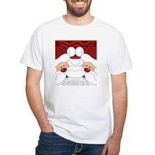 Santa Flip Flops Shirt