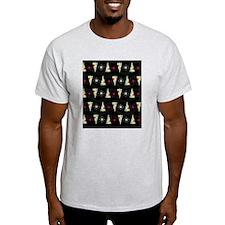 Christmas Tree Flip Flops T-Shirt
