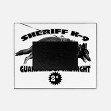 Guardians sheriff Picture Frame