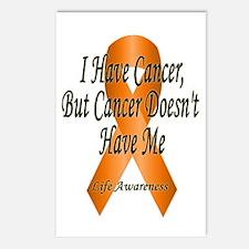 Leukemia Postcards (Package of 8)