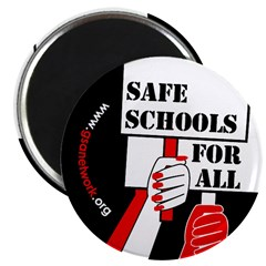 Safe Schools Button 2.25