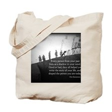 Shadows in Your Mind Tote Bag