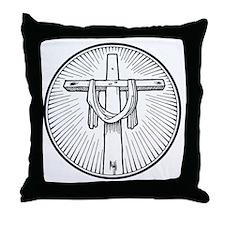 Easter Throw Pillow
