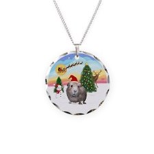R-TakeOff-GuineaPig2 Necklace