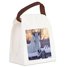 scoutornament-final Canvas Lunch Bag