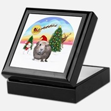R-TakeOff-GuineaPig2 Keepsake Box