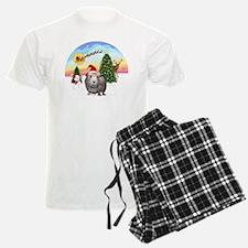 R-TakeOff-GuineaPig2 Pajamas