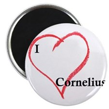love_cornelius.gif Magnet