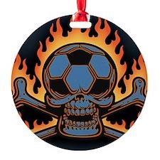soccer-sk-flm-OV Ornament