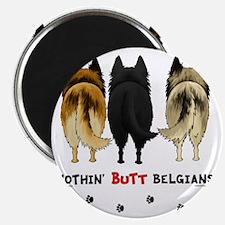 BelgianButtsNew Magnet