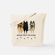 BelgianButtsNew Tote Bag